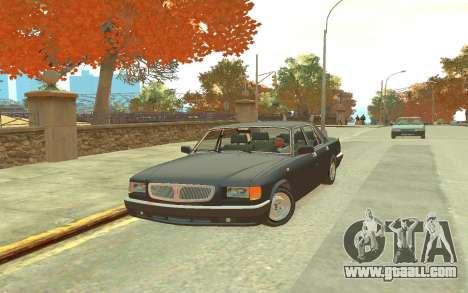 GAZ 3110 for GTA 4