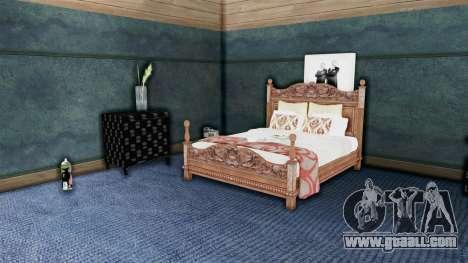 CJs House New Interior for GTA San Andreas third screenshot