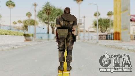MGSV The Phantom Pain Venom Snake Sc No Patch v4 for GTA San Andreas third screenshot