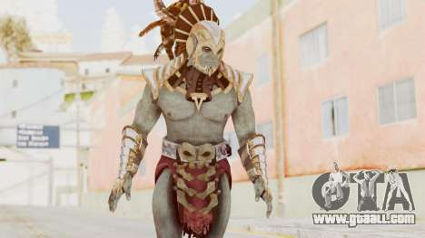 Mortal Kombat X - Kotal Kahn for GTA San Andreas