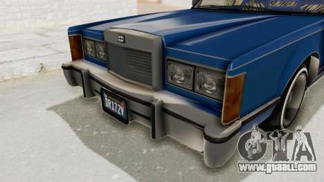 GTA 5 Dundreary Virgo Classic Custom v1 IVF for GTA San Andreas side view