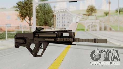 Integrated Munitions Rifle Black for GTA San Andreas