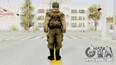 Russian Solider 3 from Freedom Fighters for GTA San Andreas third screenshot