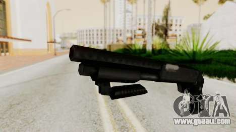 VC Stubby Shotgun for GTA San Andreas