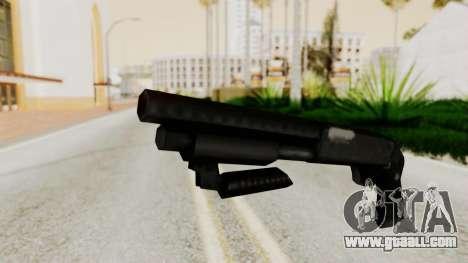 VC Stubby Shotgun for GTA San Andreas