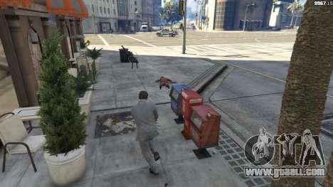 GTA 5 Realistic Bullet Damage fifth screenshot