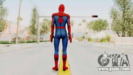 Spider-Man Civil War for GTA San Andreas third screenshot