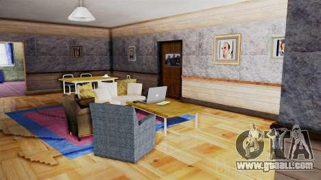 CJs House New Interior for GTA San Andreas