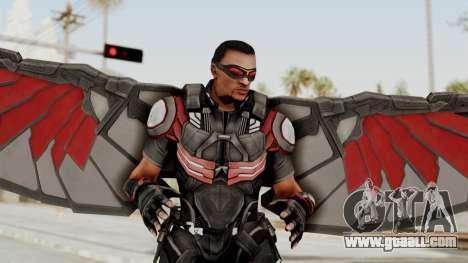 Captain America Civil War - Falcon for GTA San Andreas