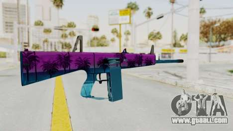 Vice AA-12 for GTA San Andreas second screenshot