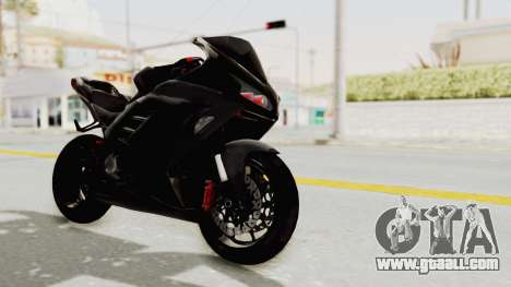 Kawasaki Ninja 300 FI Modification for GTA San Andreas