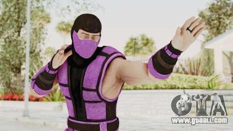 Mortal Kombat X Klassic Rain for GTA San Andreas