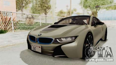 BMW i8-VS 2015 for GTA San Andreas