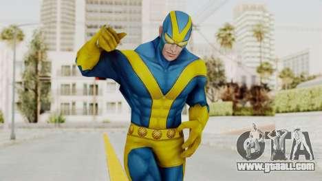Marvel Future Fight - Goliath for GTA San Andreas