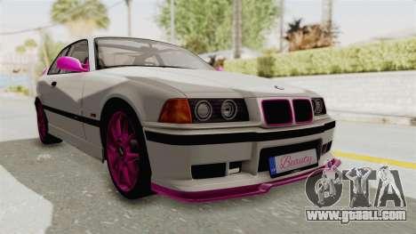 BMW M3 E36 Beauty for GTA San Andreas