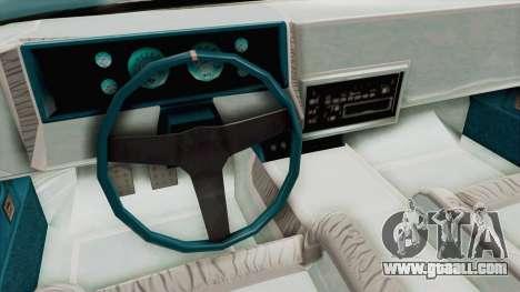 GTA 5 Dundreary Virgo Classic Custom v3 for GTA San Andreas side view