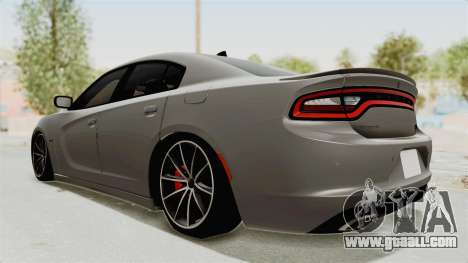 Dodge Charger RT 2015 for GTA San Andreas right view