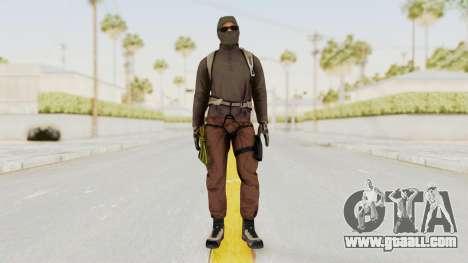 Battlefiled Hardline Professional Crime for GTA San Andreas second screenshot