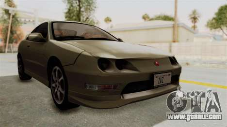 Acura Integra Fast N Furious for GTA San Andreas