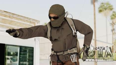 Battlefiled Hardline Professional Crime for GTA San Andreas
