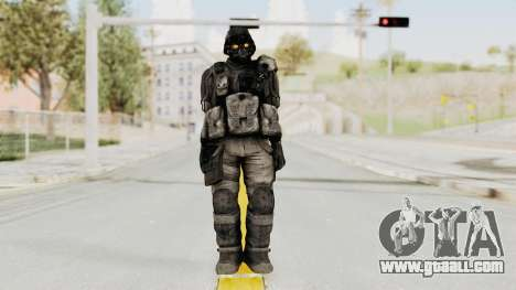 Helghan Assault Trooper without Pipes for GTA San Andreas second screenshot