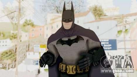 Batman Arkham City - Batman v1 for GTA San Andreas