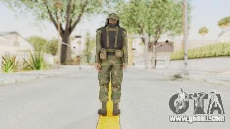 MGSV Ground Zeroes US Pilot v2 for GTA San Andreas third screenshot