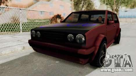 BF Club v2 for GTA San Andreas