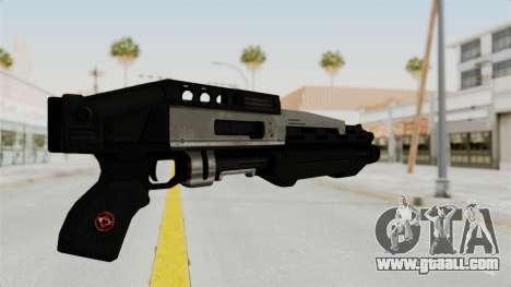 Killzone - LS13 Shotgun for GTA San Andreas second screenshot