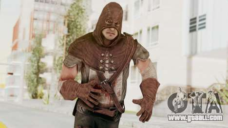 Assassins Creed Brotherhood - Executioner for GTA San Andreas