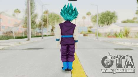 Dragon Ball Xenoverse Gohan Teen DBS SSGSS2 v1 for GTA San Andreas third screenshot