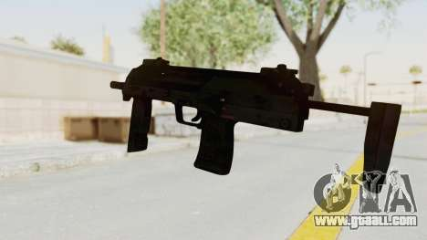 MP7 for GTA San Andreas third screenshot