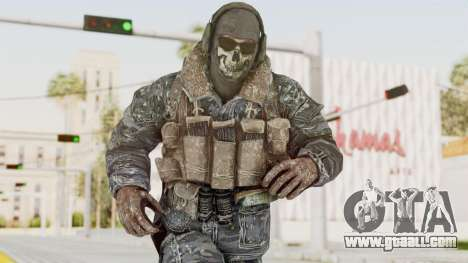 COD MW2 Ghost Ops for GTA San Andreas