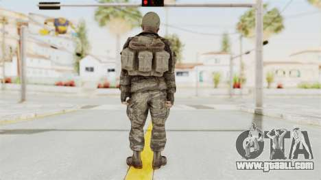 COD BO SOG Reznov v2 for GTA San Andreas third screenshot