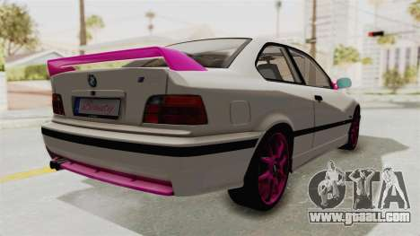 BMW M3 E36 Beauty for GTA San Andreas right view