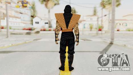Tremor MK1 for GTA San Andreas third screenshot