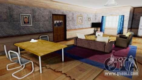 CJs House New Interior for GTA San Andreas fifth screenshot
