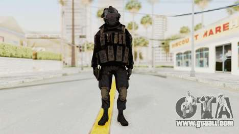 COD MW2 Shadow Company Soldier 1 for GTA San Andreas second screenshot