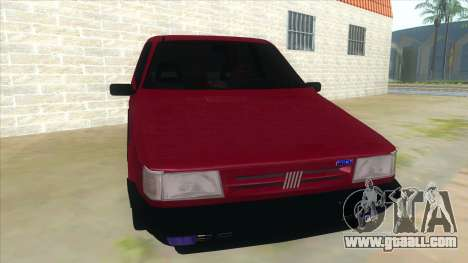 Fiat Uno S for GTA San Andreas back view