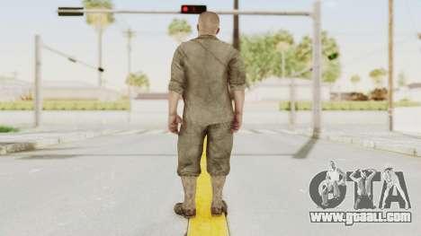 COD BO Dempsey for GTA San Andreas third screenshot