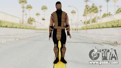 Mortal Kombat X Klassic Tremor for GTA San Andreas second screenshot