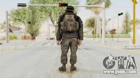 COD BO President Nixon Vietnam v2 for GTA San Andreas third screenshot