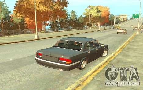 GAZ 3110 for GTA 4 right view