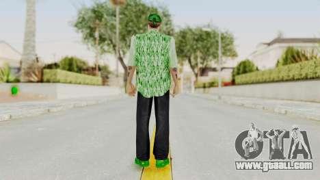 Psycho Brother 2 for GTA San Andreas third screenshot