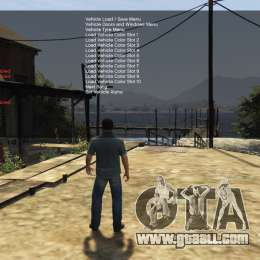 how to open simple trainer gta 5