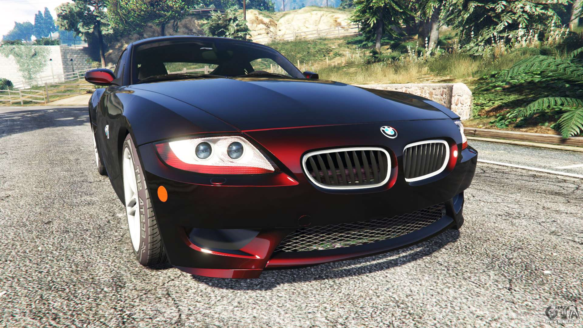 Bmw Z4 M E86 2008 For Gta 5