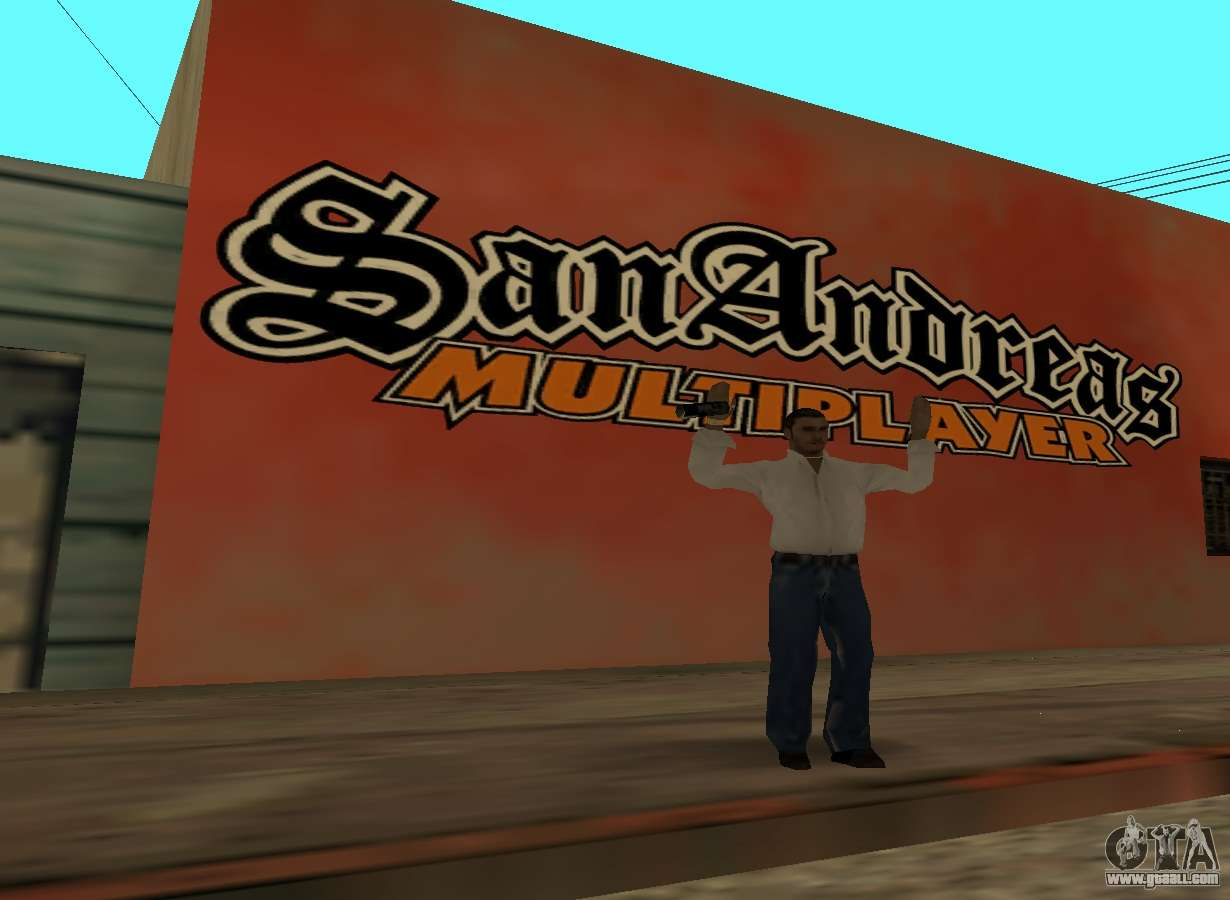 GTA San Andreas Overview