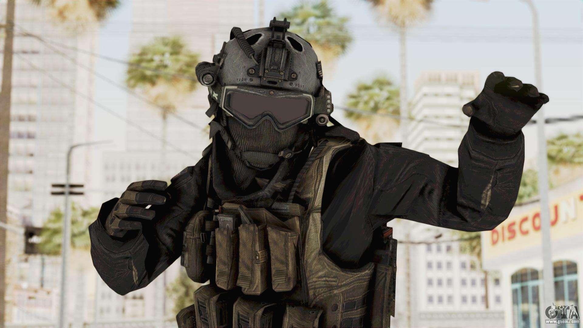 cod mw2 shadow company soldier 1 for gta san andreas