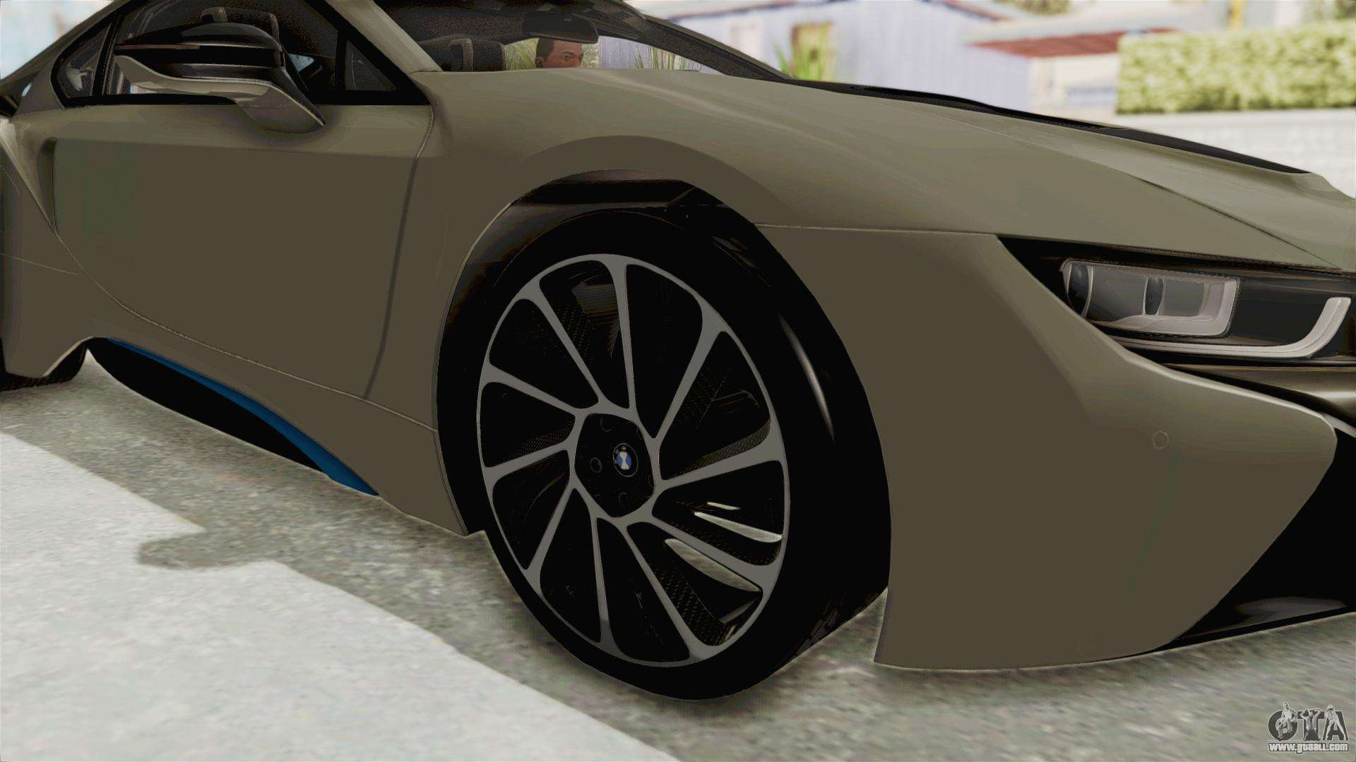 Bmw I8 Vs 2015 For Gta San Andreas