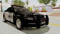 Mercedes-Benz C63 AMG 2010 Police v2
